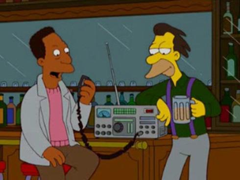 CB Funk Simpsons