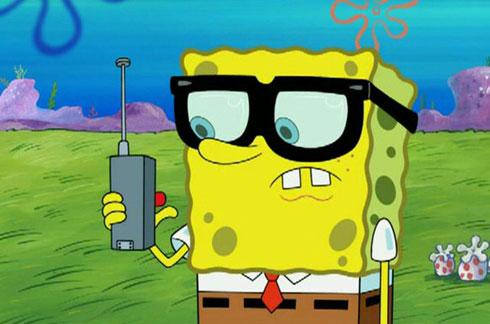 CB Funk SpongeBob